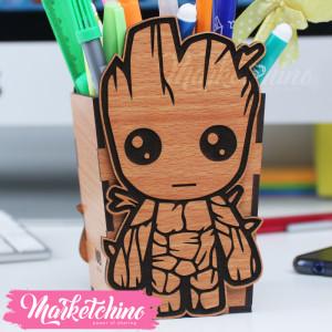 Pencil Case-Baby Groot