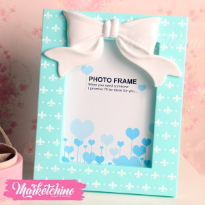 Photo Frame-Blue