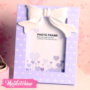 Photo Frame-Purple