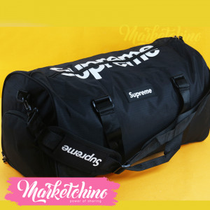 Sport Bag-Supreme-Black