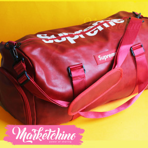 Sport Bag-Supreme-Red