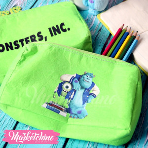 Pencil Case-Monster Inc.