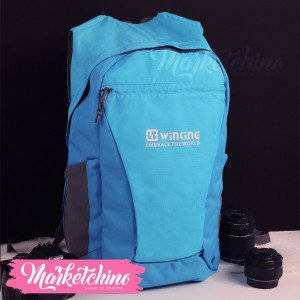 Backpack-For Camera-Light Blue