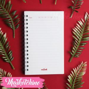 Notebook-Will Work For