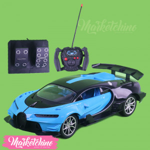 Toy-Drive Radio Control-Blue