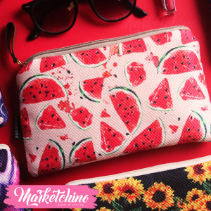 Make Up Bag-Water Melon