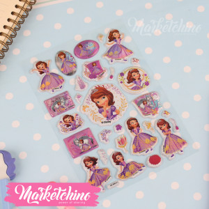 Stickers-Princesita Sofia