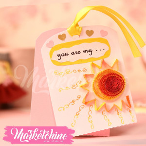 Gift Card-You Are My Sunshine
