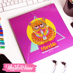 Coloring Book-Owl