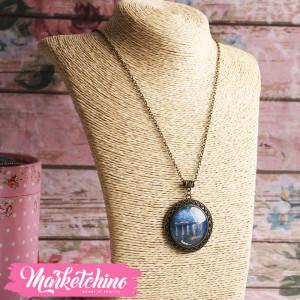 Necklace-Starry Night