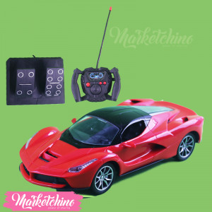 Toy-Drive Radio Control-Red