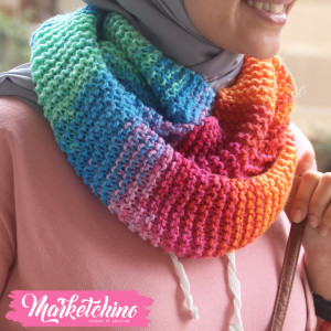 Scarf-Colorful
