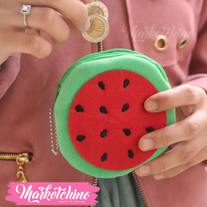 Coins Holder-Water Melon