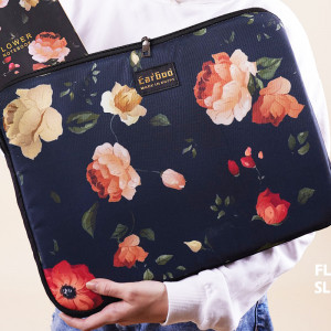 LapTop Cover-Flower-15.6 Inch