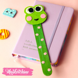 Book Mark Frog
