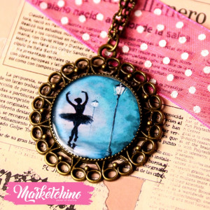 Necklace-Ballerina