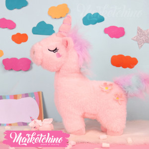 Toy-Unicorn Pink-1