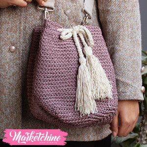Cross Bag Crochet-Kashmir