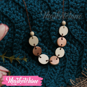 Necklace-Off White-5