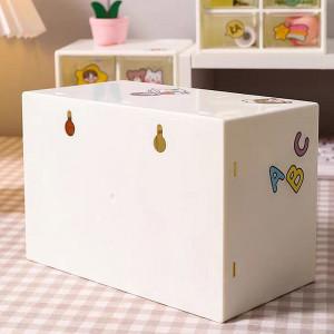 Wallet-Large-Light Blue