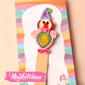 Bookmark Clown