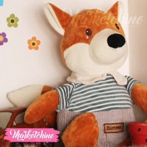 Toy-Fox In Gray