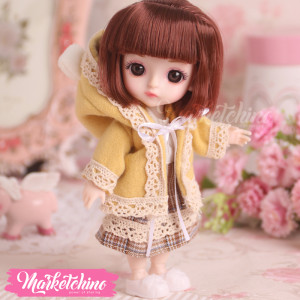 Doll-Yellow Jacket (17 cm)