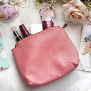 Make Up Bag-Pink