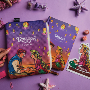 Notebook With Cover Rapunzel
