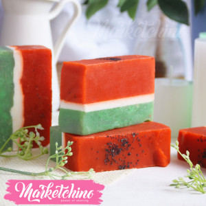 Hand Made Soap-Juicy Watermelon