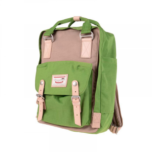 Backpack-Doughnut-Green