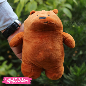 Toy- We Bare Bears-Grizz