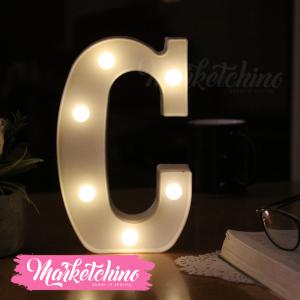 Decorative Letter C
