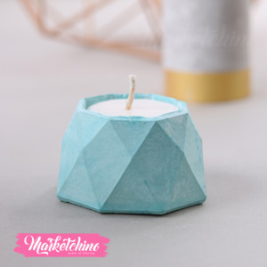 Candle-Light Blue