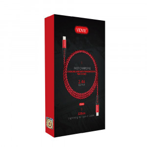 Vidvie-Faster Charge(CB426)Red-I phone only