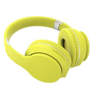 Celebrat-Wireless Earphones( SKY-6 ) Yellow