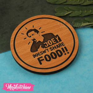 Coaster-Doesn't Share Food