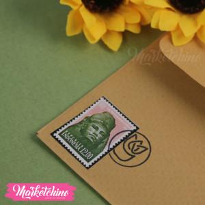 Gift Card Envelope-أنقذنا السمكة
