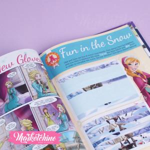 mujalad-Frozen Winter Magic-English