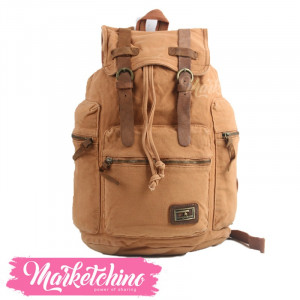 BackPack-angel kiss-Brown