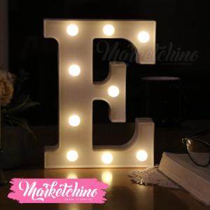 Decorative Letter E
