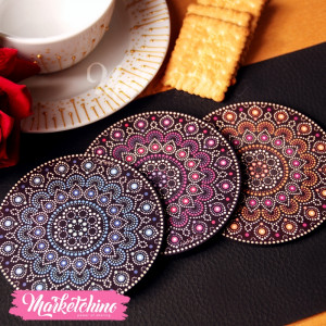 Coaster-Set Of 3