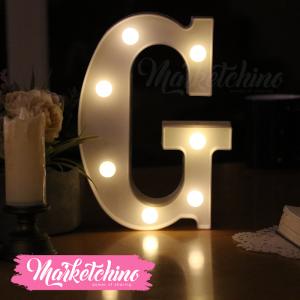 Decorative Letter G