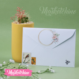 Gift Card Envelope-كيف تعلم من يحبك ؟