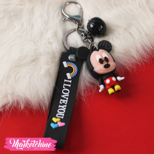 Keychain-Mickey Mouse