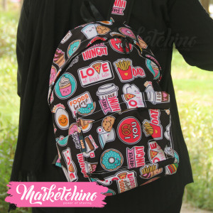 Backpack-Donuts