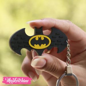 Keychain-Bat Man
