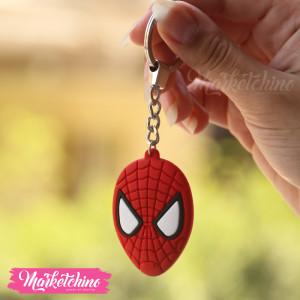 Keychain-Spider Man