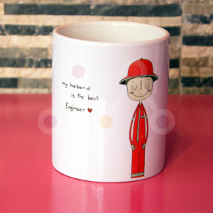 Mug 5-Best Engineer