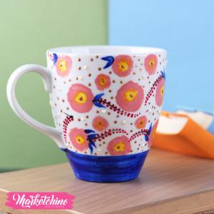 Painted Mug-Flower